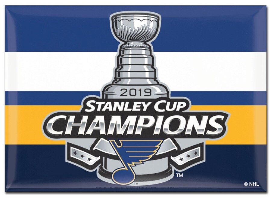 Blues Stanley Cup Champions